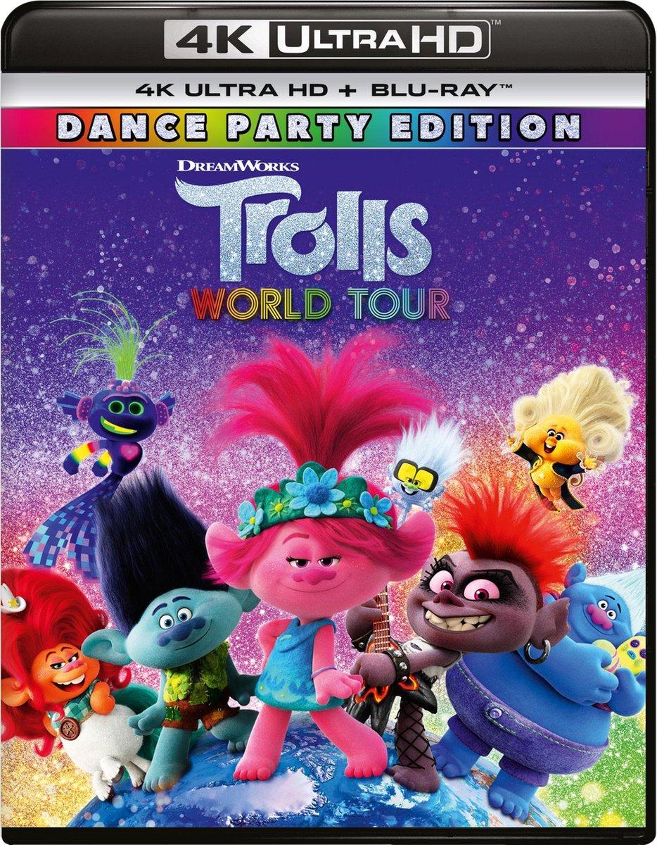 Trolls Wereldtour (4K Ultra HD Blu-ray)-