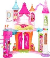Barbie Dreamtopia - Barbie Kasteel - Dreamhouse - Zoethuizen - Kasteel - Droomhuis - Huis - 2 verdiepingen