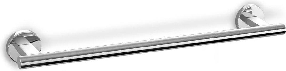 Zack handdoekhouder Scala hoogglanzend gepolijst rvs - 51 cm - boren - 40056