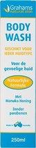 Grahams - 250 ml - Douchegel