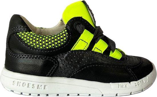Zwarte ShoesMe Veterschoenen Run Flex