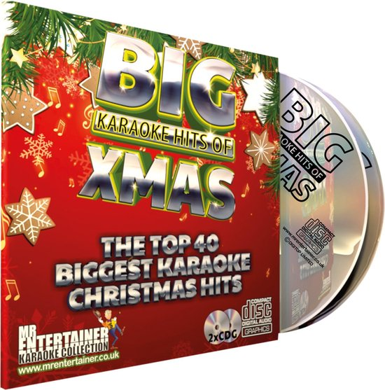 CDG met kerst hits