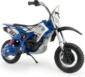 Injusa Accuvoertuig Motorfiets Blue Fighter 24v 106 Cm Blauw