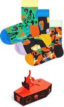 Happy Socks Kids Halloween Giftbox - Maat 7-9Y