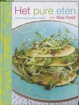 Het Pure Eten Van Raw Food