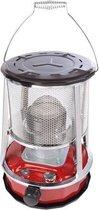 Petroleumkachel 2600 watt met 4,6 liter tank inhoud