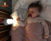 SLEEPY | Het lampje dat onbezorgde nachten verzorgt voor jou en je kleintje | Nachtlampje | Babylamp | Babyfoon | Witte ruis | Slaaphulp | Slaaptrainer