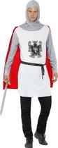 Ridder outfit voor volwassenen  - Verkleedkleding - Large