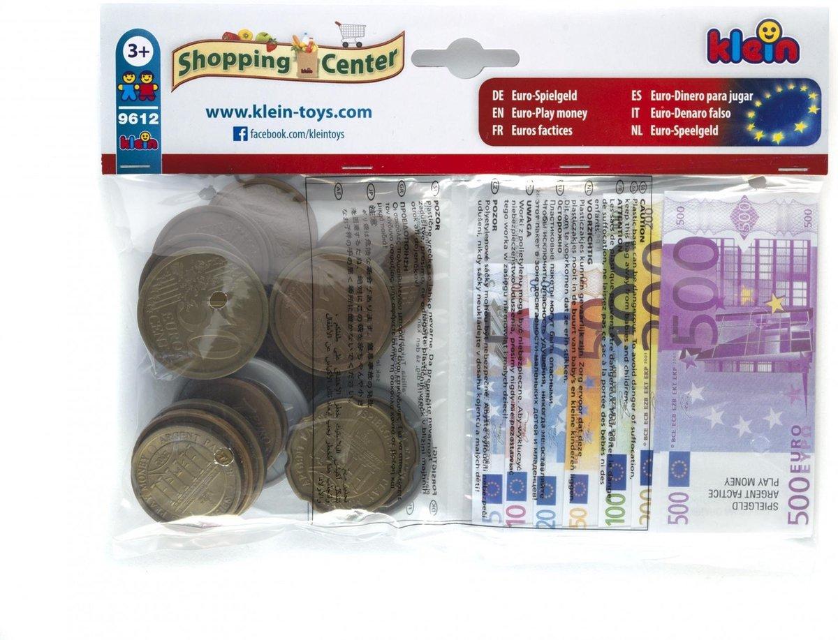 Euromunten - Speelgeld - Theo Klein