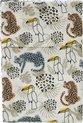 Cottonbaby ledikantlaken 120x150 cm Cottonsoft jungle
