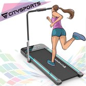 Citysports Loopband WP3 | Inklapbaar | 440W | LCD-scherm | Meerdere Snelheidsstanden | Bluetooth