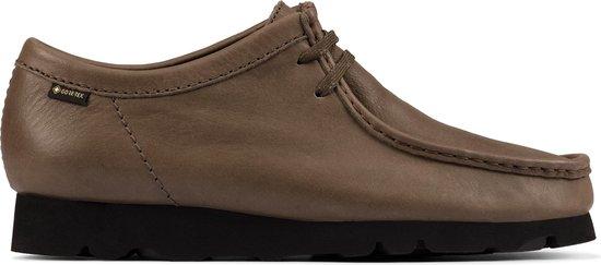 Clarks - Herenschoenen - Wallabee GTX - G - olive leather - maat 9