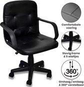 Bureaustoelen voor volwassenen Ergonomische Bureaustoelen - Office Chair Ergonomisch - Comfortabel Thuiswerken