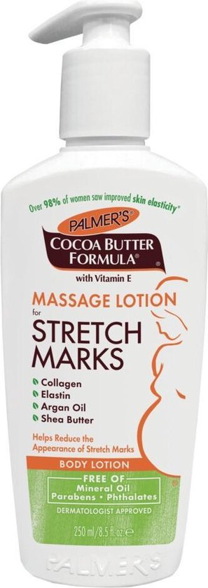 Palmer' s Cocoa Butter Formula Anti-Striae - 250 ml - Massage Lotion