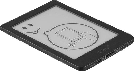Tolino Page 2 E-reader - 15,2 cm (6-inch) - Zwart