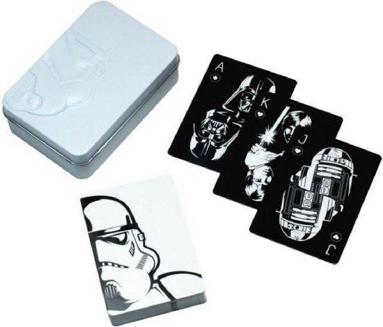 Thumbnail van een extra afbeelding van het spel Star Wars Playing Cards