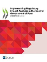 Implementing regulatory impact in the central government of Peru