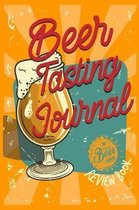 Beer Tasting Journal Craft Beer Review book: Beer Logbook (Rate and Record Your Favorite Brews), Festival Diary & Notebook