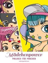 Madchenpower-Malbuch fur Madchen