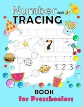 Number Tracing Book for Preschoolers: Trac number workbook Practice Workbook for Pre K Learn and write number 0 - 20 Math Activity Book Number Writing