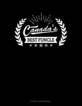 Canada's Best Funcle: Cornell Notes Notebook