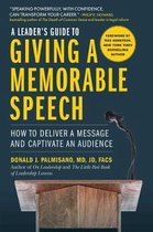 A Leader's Guide to Giving a Memorable Speech