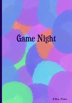 Game Night: Collectible Notebook