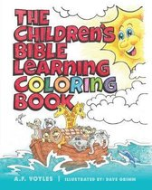 The Children's Bible Learning Coloring Book