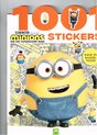Minions stickerboek en raadsels Hoe Gru superschurk werd