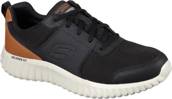 Skechers Depth Charge 2.0-Winkko Heren Sneakers - Wheat/Black - Maat 43