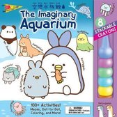 The Imaginary Aquarium Stackable Crayon Activity Book