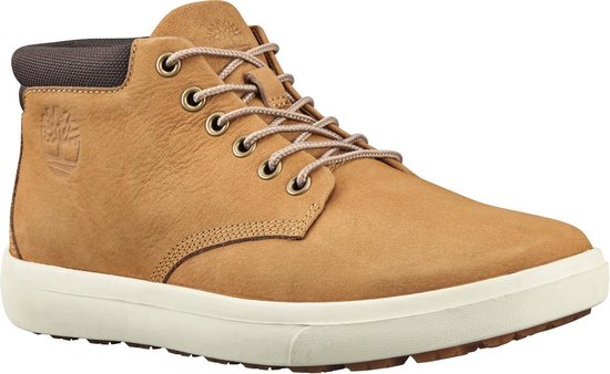 Timberland Ashwood Park Chukka Heren Sneakers - Wheat - Maat 45