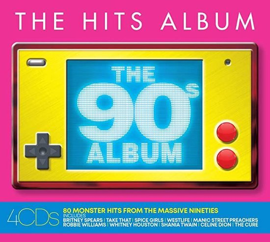 Hits Album: The 90s Album