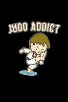 Judo addict