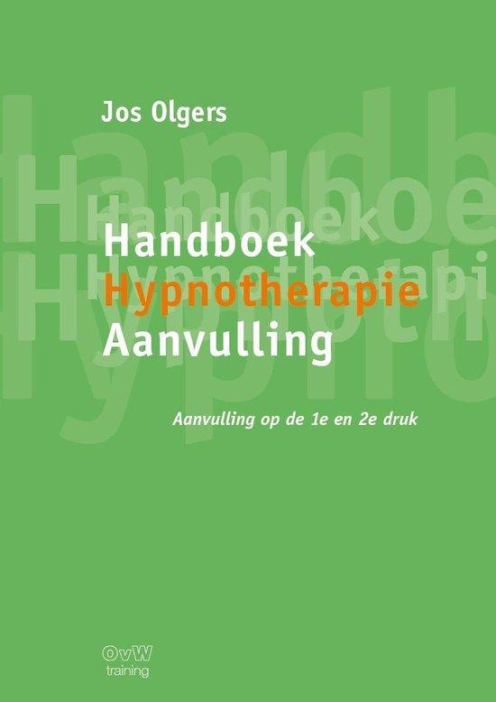 Handboek Hypnotherapie Aanvulling