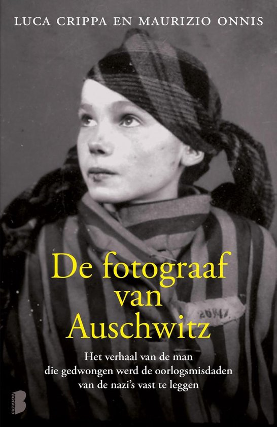 Boek cover De fotograaf van Auschwitz van Luca Crippa (Onbekend)