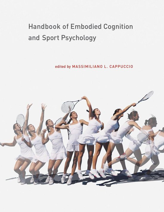 Boek cover Handbook of Embodied Cognition and Sport Psychology van Lawrence A. Shapiro (Onbekend)