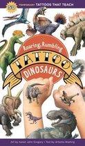 Roaring, Rumbling Tattoo Dinosaurs