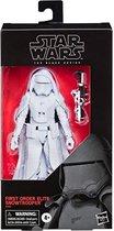 Star Wars Episode IX Black Series First Order Elite Snowtrooper Exclusive 15cm