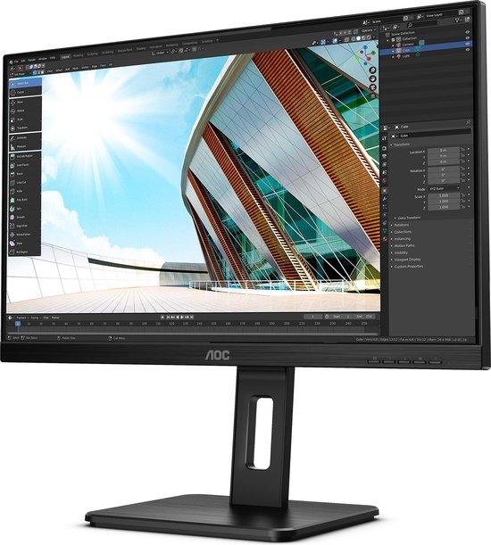 AOC 27P2C - Full HD USB-C Monitor - 27 inch