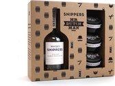 Snippers Gift Pack Mr. Dutchman - Whisky & 3 Haarproducten