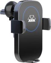 AVA Draadloze Telefoonhouder Auto / Telefoonhouders auto / qi draadloze oplader / Automatische Infrarood Detectie Houder / Ventilatierooster / Raam / Dashboard / Wireless car charger / Mobielhouder auto / Telefoonhouder / Smartphone houder voor auto