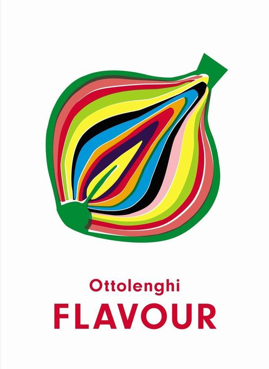 Boek cover Ottolenghi FLAVOUR (Engelstalige editie) van Yotam Ottolenghi (Hardcover)