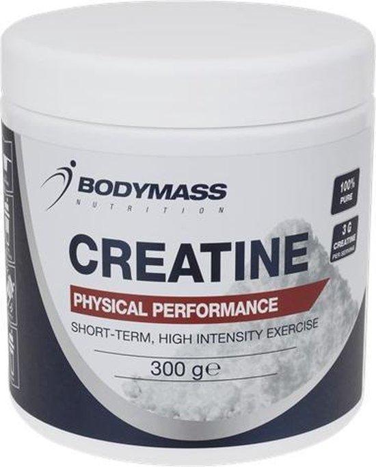 Bodymass creatine monohydraat 300 gram