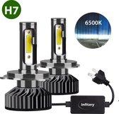 H7 LED Lamp Auto/Motor/Scooter (Set 2 stuks) - CANbus - Helder Wit 6500K - 72W - Dimlicht, Grootlicht & Mistlicht - Koplampen