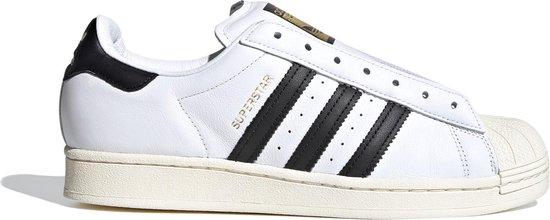 adidas  adidas Superstar  Sneakers - Maat 44 2/3 - Unisex - zwart,wit