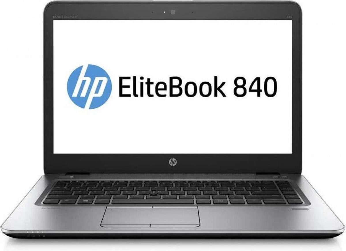 "HP Elitebook 840 G3 14"" FullHD laptop refurbished door PCkoophulp, Intel Core i5-6300U 2.4GHz, 8GB, 240GB SSD, Windows 10 Pro"