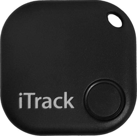 ADF Key tracker - Key finder - Mini GPS - Bluetooth - Sleutel vinder - 2020 - Zwart