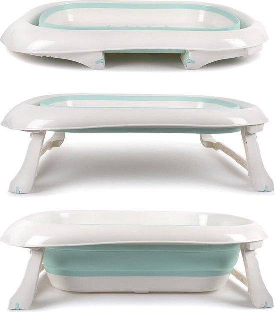 Product: Babybadje Baninni Reno opvouwbaar Blue, van het merk Baninni