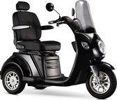 IVA A1000 Scootmobiel Zwart